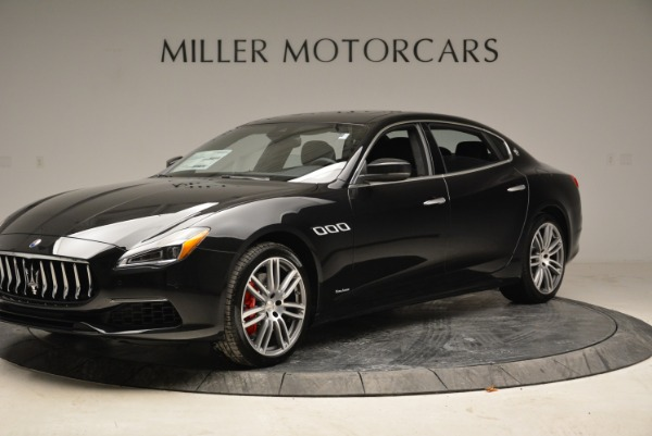 Used 2018 Maserati Quattroporte S Q4 GranLusso for sale Sold at Rolls-Royce Motor Cars Greenwich in Greenwich CT 06830 2