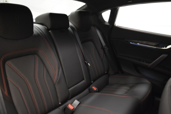 Used 2018 Maserati Quattroporte S Q4 GranLusso for sale Sold at Rolls-Royce Motor Cars Greenwich in Greenwich CT 06830 25