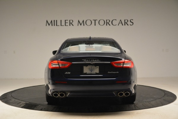New 2018 Maserati Quattroporte S Q4 GranLusso for sale Sold at Rolls-Royce Motor Cars Greenwich in Greenwich CT 06830 6