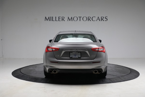 New 2018 Maserati Ghibli S Q4 for sale Sold at Rolls-Royce Motor Cars Greenwich in Greenwich CT 06830 4
