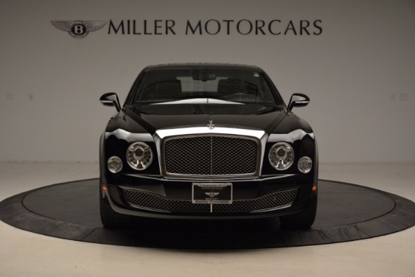 Used 2016 Bentley Mulsanne for sale Sold at Rolls-Royce Motor Cars Greenwich in Greenwich CT 06830 13