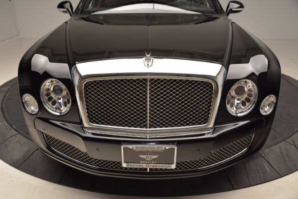 Used 2016 Bentley Mulsanne for sale Sold at Rolls-Royce Motor Cars Greenwich in Greenwich CT 06830 14