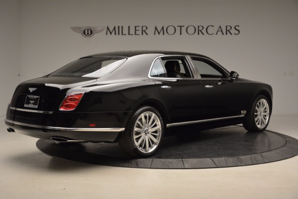 Used 2016 Bentley Mulsanne for sale Sold at Rolls-Royce Motor Cars Greenwich in Greenwich CT 06830 9
