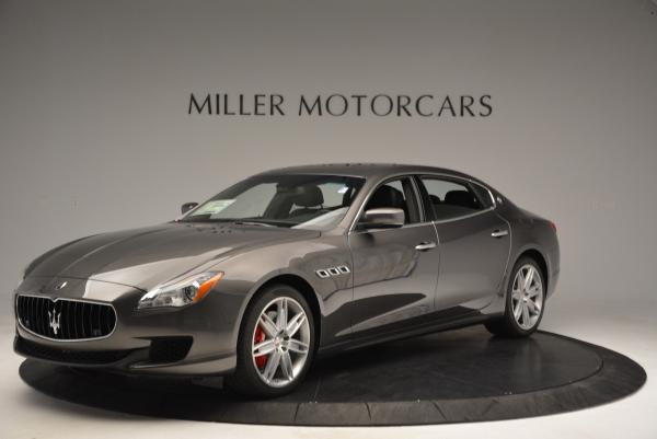 New 2016 Maserati Quattroporte S Q4 for sale Sold at Rolls-Royce Motor Cars Greenwich in Greenwich CT 06830 3