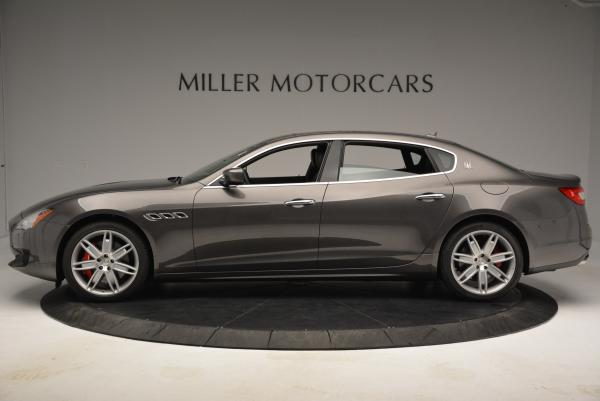 New 2016 Maserati Quattroporte S Q4 for sale Sold at Rolls-Royce Motor Cars Greenwich in Greenwich CT 06830 4