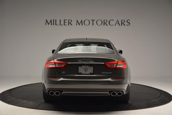 New 2016 Maserati Quattroporte S Q4 for sale Sold at Rolls-Royce Motor Cars Greenwich in Greenwich CT 06830 7
