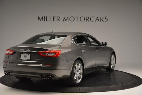 New 2016 Maserati Quattroporte S Q4 for sale Sold at Rolls-Royce Motor Cars Greenwich in Greenwich CT 06830 8