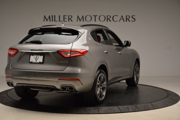 New 2017 Maserati Levante S Q4 for sale Sold at Rolls-Royce Motor Cars Greenwich in Greenwich CT 06830 7