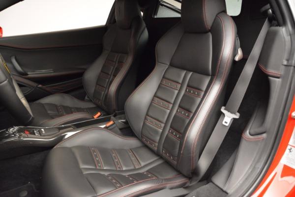Used 2012 Ferrari 458 Italia for sale Sold at Rolls-Royce Motor Cars Greenwich in Greenwich CT 06830 15