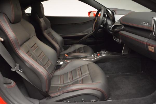 Used 2012 Ferrari 458 Italia for sale Sold at Rolls-Royce Motor Cars Greenwich in Greenwich CT 06830 18