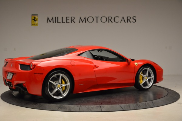 Used 2012 Ferrari 458 Italia for sale Sold at Rolls-Royce Motor Cars Greenwich in Greenwich CT 06830 8