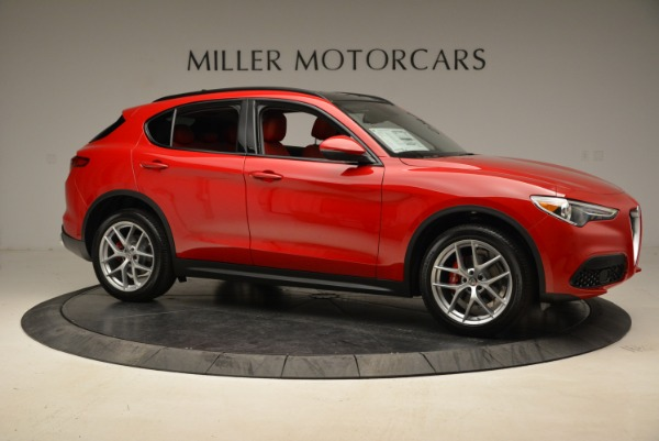 New 2018 Alfa Romeo Stelvio Sport Q4 for sale Sold at Rolls-Royce Motor Cars Greenwich in Greenwich CT 06830 10