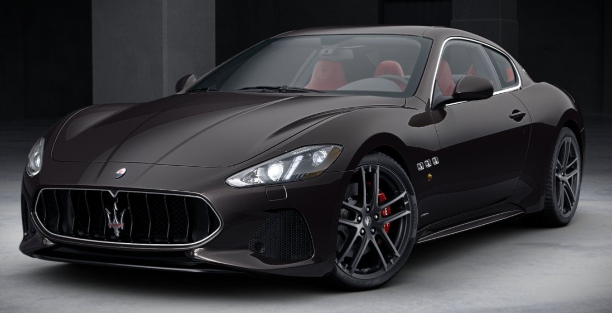 New 2018 Maserati GranTurismo Sport Coupe for sale Sold at Rolls-Royce Motor Cars Greenwich in Greenwich CT 06830 1