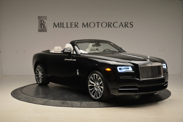 New 2018 Rolls-Royce Dawn for sale Sold at Rolls-Royce Motor Cars Greenwich in Greenwich CT 06830 11