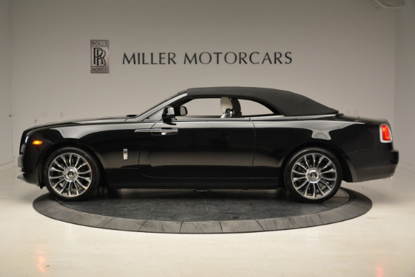 New 2018 Rolls-Royce Dawn for sale Sold at Rolls-Royce Motor Cars Greenwich in Greenwich CT 06830 15