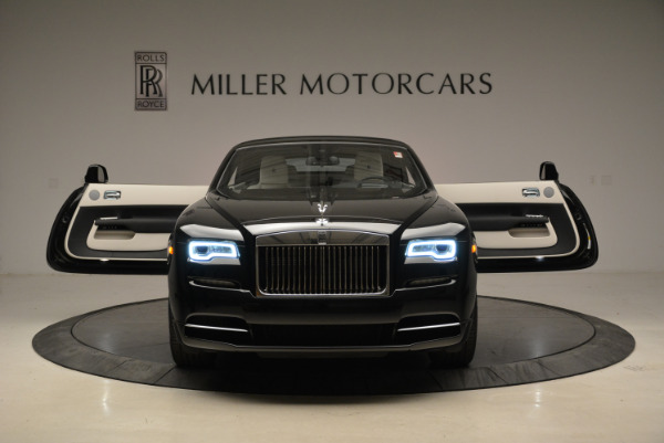 New 2018 Rolls-Royce Dawn for sale Sold at Rolls-Royce Motor Cars Greenwich in Greenwich CT 06830 25