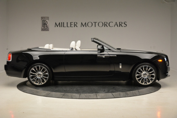 New 2018 Rolls-Royce Dawn for sale Sold at Rolls-Royce Motor Cars Greenwich in Greenwich CT 06830 9