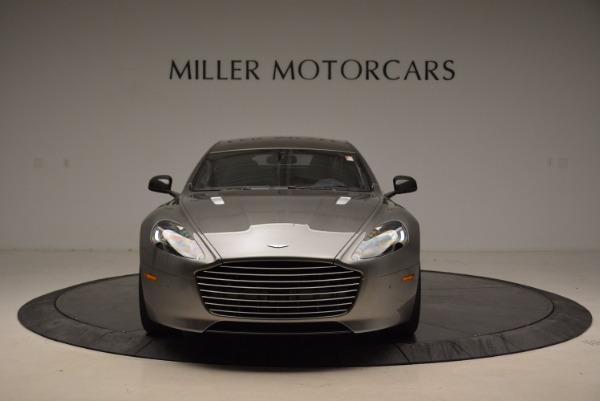 Used 2017 Aston Martin Rapide S Sedan for sale Sold at Rolls-Royce Motor Cars Greenwich in Greenwich CT 06830 12