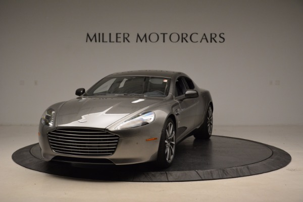 Used 2017 Aston Martin Rapide S Sedan for sale Sold at Rolls-Royce Motor Cars Greenwich in Greenwich CT 06830 2