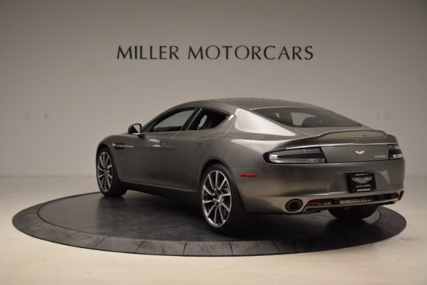 Used 2017 Aston Martin Rapide S Sedan for sale Sold at Rolls-Royce Motor Cars Greenwich in Greenwich CT 06830 5