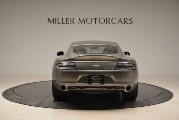 Used 2017 Aston Martin Rapide S Sedan for sale Sold at Rolls-Royce Motor Cars Greenwich in Greenwich CT 06830 6