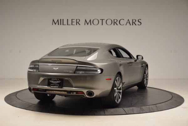 Used 2017 Aston Martin Rapide S Sedan for sale Sold at Rolls-Royce Motor Cars Greenwich in Greenwich CT 06830 7