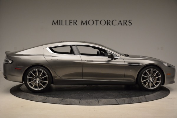 Used 2017 Aston Martin Rapide S Sedan for sale Sold at Rolls-Royce Motor Cars Greenwich in Greenwich CT 06830 9