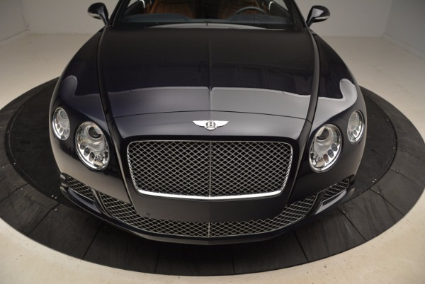Used 2014 Bentley Continental GT W12 for sale Sold at Rolls-Royce Motor Cars Greenwich in Greenwich CT 06830 13
