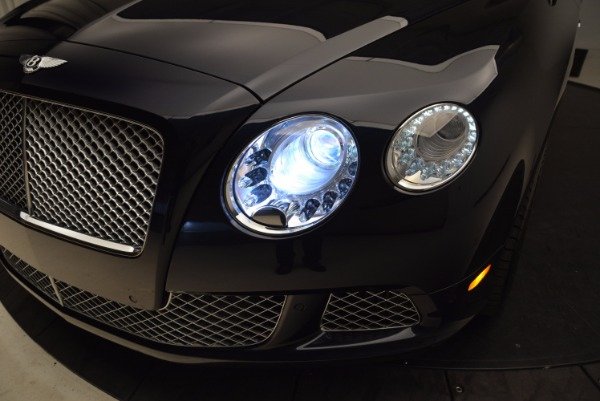 Used 2014 Bentley Continental GT W12 for sale Sold at Rolls-Royce Motor Cars Greenwich in Greenwich CT 06830 16