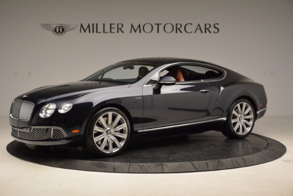 Used 2014 Bentley Continental GT W12 for sale Sold at Rolls-Royce Motor Cars Greenwich in Greenwich CT 06830 2