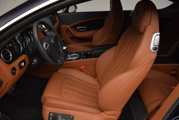 Used 2014 Bentley Continental GT W12 for sale Sold at Rolls-Royce Motor Cars Greenwich in Greenwich CT 06830 23