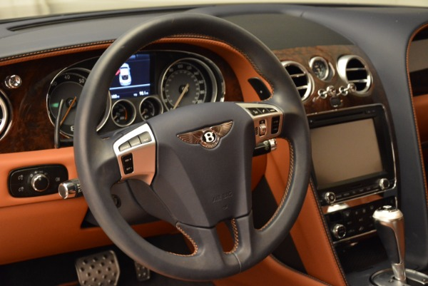 Used 2014 Bentley Continental GT W12 for sale Sold at Rolls-Royce Motor Cars Greenwich in Greenwich CT 06830 25