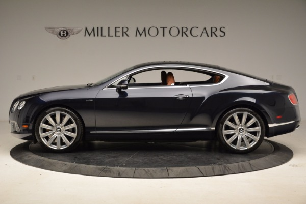 Used 2014 Bentley Continental GT W12 for sale Sold at Rolls-Royce Motor Cars Greenwich in Greenwich CT 06830 3