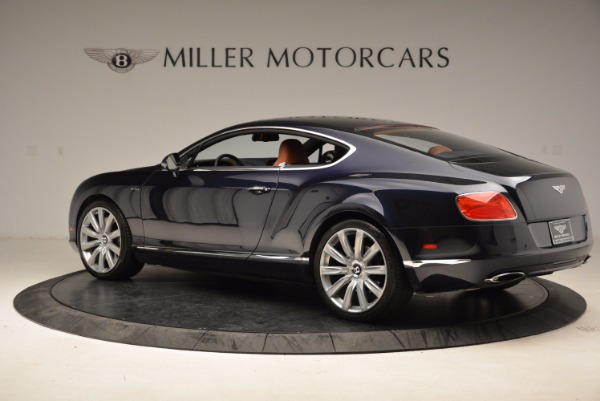 Used 2014 Bentley Continental GT W12 for sale Sold at Rolls-Royce Motor Cars Greenwich in Greenwich CT 06830 4