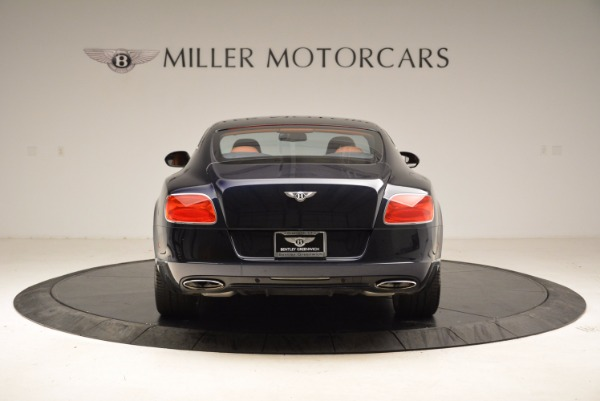 Used 2014 Bentley Continental GT W12 for sale Sold at Rolls-Royce Motor Cars Greenwich in Greenwich CT 06830 6