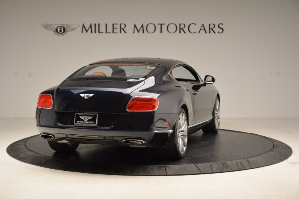 Used 2014 Bentley Continental GT W12 for sale Sold at Rolls-Royce Motor Cars Greenwich in Greenwich CT 06830 7