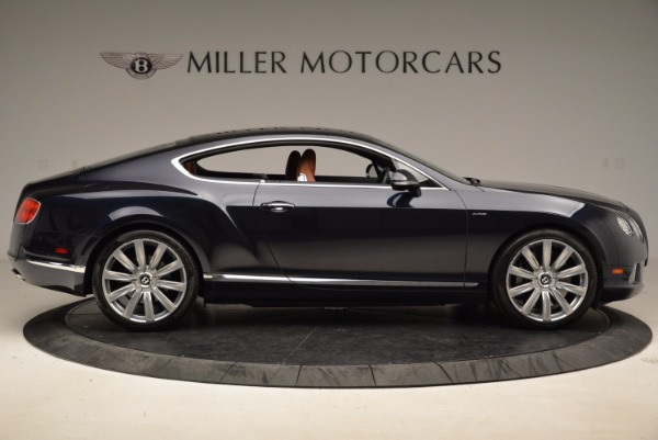 Used 2014 Bentley Continental GT W12 for sale Sold at Rolls-Royce Motor Cars Greenwich in Greenwich CT 06830 9