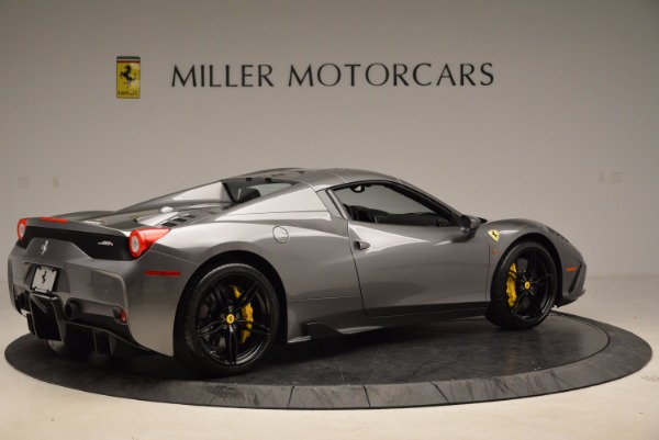 Used 2015 Ferrari 458 Speciale Aperta for sale Sold at Rolls-Royce Motor Cars Greenwich in Greenwich CT 06830 20