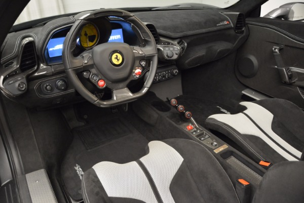 Used 2015 Ferrari 458 Speciale Aperta for sale Sold at Rolls-Royce Motor Cars Greenwich in Greenwich CT 06830 27