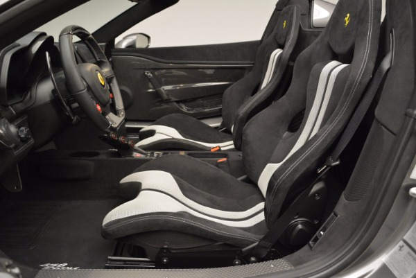 Used 2015 Ferrari 458 Speciale Aperta for sale Sold at Rolls-Royce Motor Cars Greenwich in Greenwich CT 06830 28