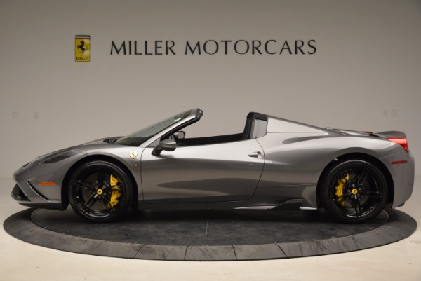 Used 2015 Ferrari 458 Speciale Aperta for sale Sold at Rolls-Royce Motor Cars Greenwich in Greenwich CT 06830 3