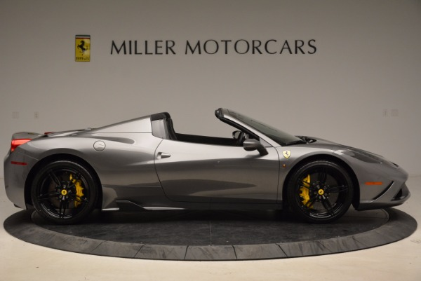 Used 2015 Ferrari 458 Speciale Aperta for sale Sold at Rolls-Royce Motor Cars Greenwich in Greenwich CT 06830 9