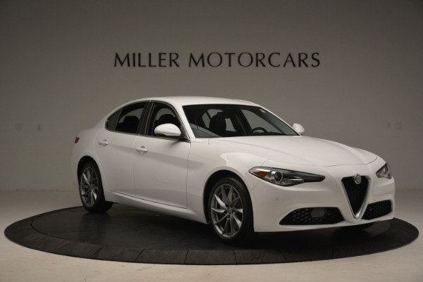 New 2018 Alfa Romeo Giulia Q4 for sale Sold at Rolls-Royce Motor Cars Greenwich in Greenwich CT 06830 11