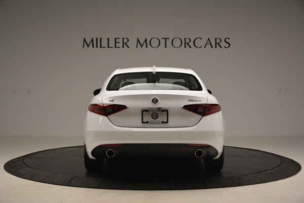 New 2018 Alfa Romeo Giulia Q4 for sale Sold at Rolls-Royce Motor Cars Greenwich in Greenwich CT 06830 6
