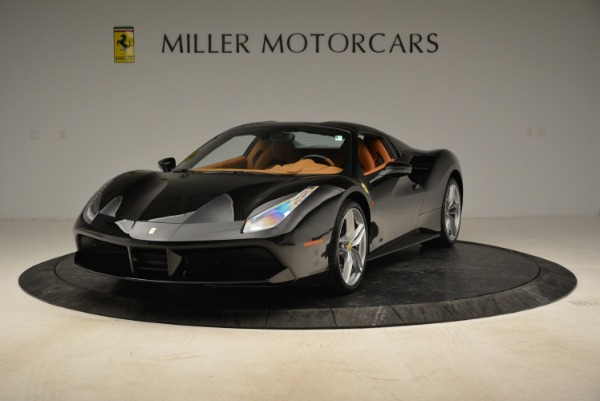 Used 2017 Ferrari 488 Spider for sale Sold at Rolls-Royce Motor Cars Greenwich in Greenwich CT 06830 24