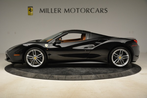 Used 2017 Ferrari 488 Spider for sale Sold at Rolls-Royce Motor Cars Greenwich in Greenwich CT 06830 26