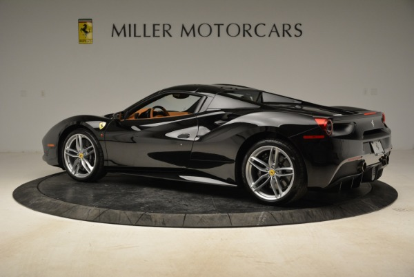Used 2017 Ferrari 488 Spider for sale Sold at Rolls-Royce Motor Cars Greenwich in Greenwich CT 06830 27