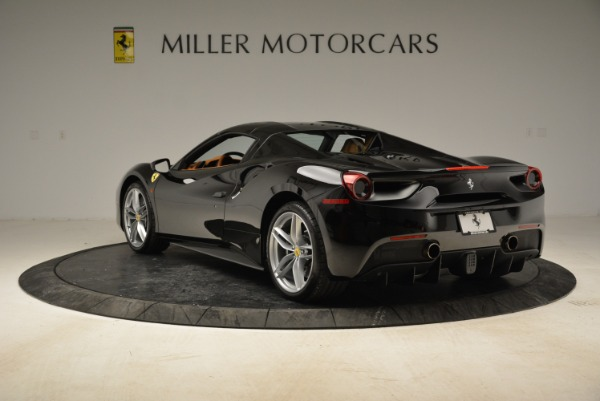 Used 2017 Ferrari 488 Spider for sale Sold at Rolls-Royce Motor Cars Greenwich in Greenwich CT 06830 28