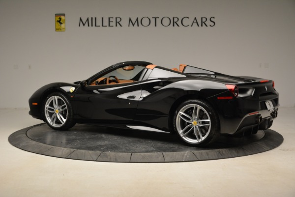 Used 2017 Ferrari 488 Spider for sale Sold at Rolls-Royce Motor Cars Greenwich in Greenwich CT 06830 4