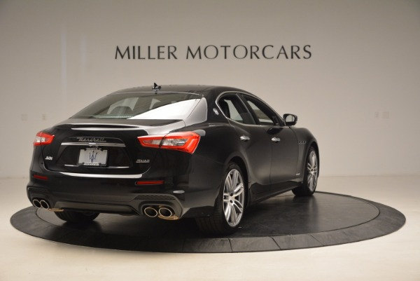 New 2018 Maserati Ghibli S Q4 Gransport for sale Sold at Rolls-Royce Motor Cars Greenwich in Greenwich CT 06830 7